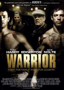 Warrior (Affiche)